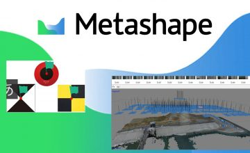 Agisoft Metashape(旧photoscan)  基本的な操作・データ処理