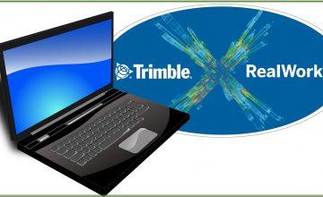 Trimble RealWorks 操作方法(スフィアボール使用Ver.)